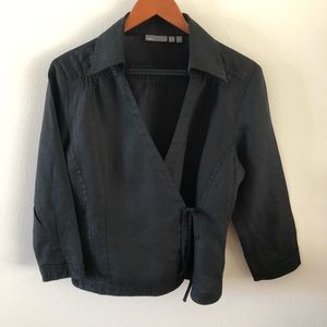 MEXX | Wrap Linen Shirt